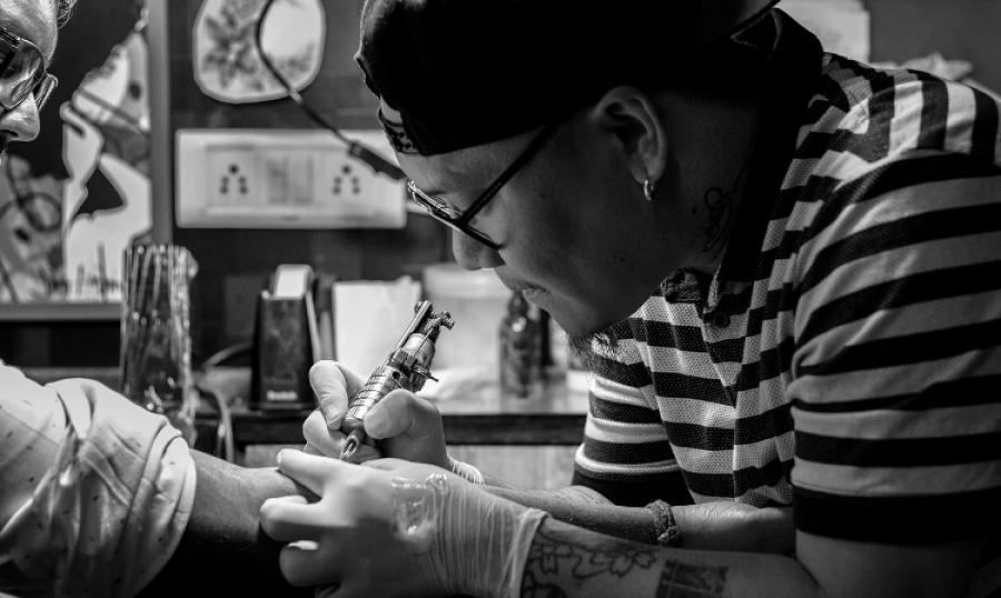 Tatuaże Dla Początkujących