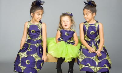 Letnia feeria barw w Peacock Collection by Shells Belles Kidz