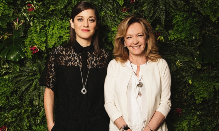 Marion Cotillard projektuje dla Green Carpet Collection
